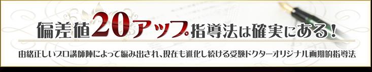 科目別 塾別 学校別 中学受験偏差値20アップ学習法 プロ講師オリジナルのノウハウを公開!