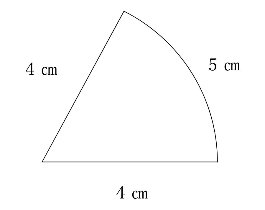 弧 の 長 さ の 求め 方 《円・半円・弧・扇形》の円周・面積の求め方と公式一覧 小学生の算...