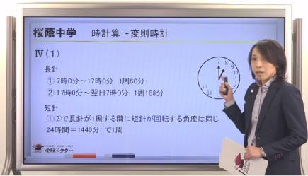 「日本一速い 日本一正しい 中学受験 解答速報」